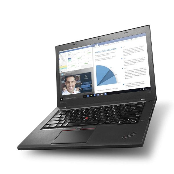 Lenovo Notebook ThinkPad T460s – Core i5-6200U 1-3