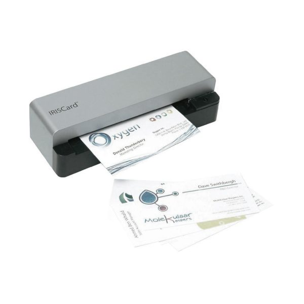 Iriscard anywhere 5 portable business card scanner 400 dpi t shop iriscard anywhere 5 portable business card scanner 400 dpi colourmoves