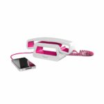SwissVoice-ePure-CH01–Corded-Mobile-Handset – Pink-1-2