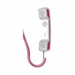 SwissVoice-ePure-CH01–Corded-Mobile-Handset – Pink-1-3