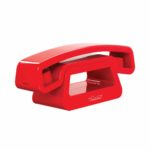 SwissVoice ePure – Cordless Phone – Red 1-2