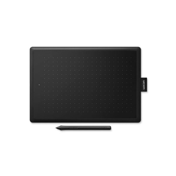 One-by-Wacom Digital Graphic Design Pen Tablet for Drawing 03